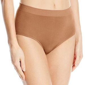 Wacoal B-Smooth Brief Panty XL Pecan 838175